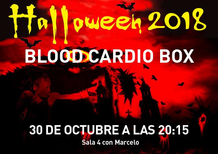 Halloween Cardio Box