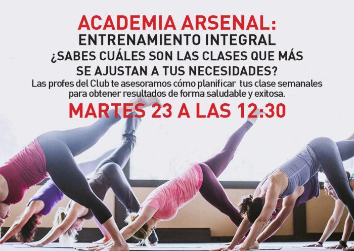 Academia Arsenal AADD