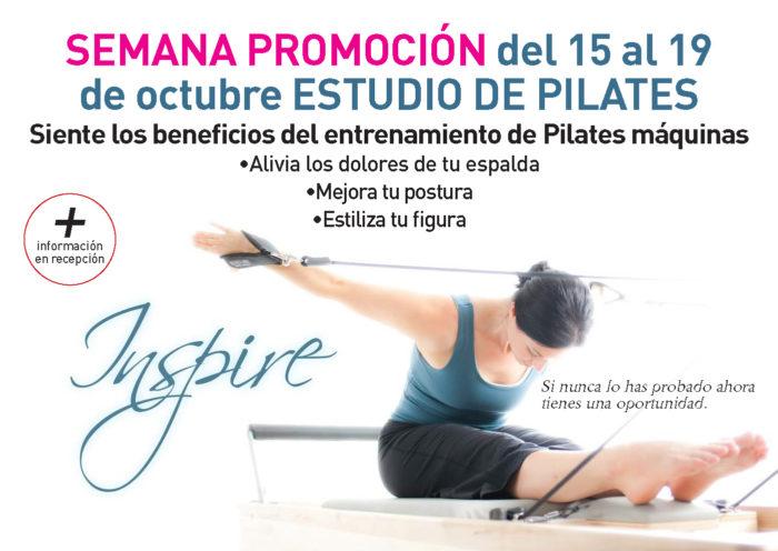 Promoción Pilates