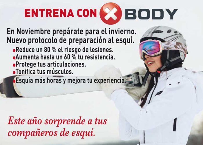 XBody-&-esqui